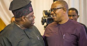 I prefer buying computers than expensive shoes – Peter Obi tells Dele Momodu