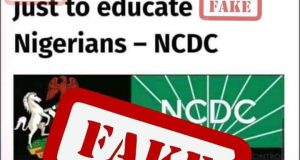 We didn't spend N1billion on SMS- NCDC