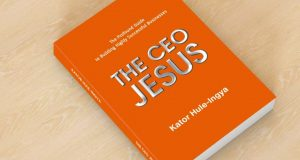 ADVERTORIAL: THE CEO JESUS: The Profound Guide to Building Highly Successful Businesses