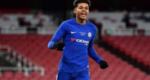 Nigerian youngster, Tino Anjorin signs five-year contract with Chelsea