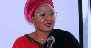 Gunshots in Presidency as Aisha Buhari Moves against President's Aide