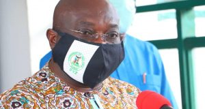 Governor Okezie Ikpeazu tests positive for COVID-19