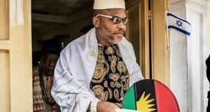 Nnamdi Kanu's IPOB is using Christianity to discredit Nigeria – Presidency