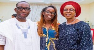 Governor Okowa and wife tests positive to COVID-19