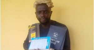 Fake lawyer arrested in Ogun State after 5 years at the bar