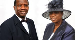 Twitter feminists attack Adeboye over birthday message to wife