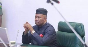 Nunieh has no NYSC certificate, NDDC contracts awarded to lawmakers – Akpabio