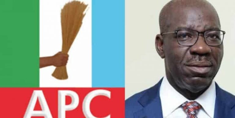 Edo Election: APC rejects result