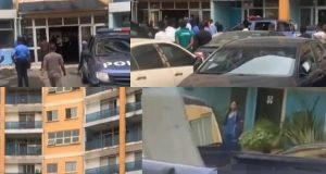 Yahoo boy jumps to his death after EFCC stormed 1004 Estate Lagos to effect arrest