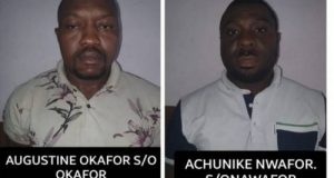 Two Nigerians arrested in India for drug trafficking