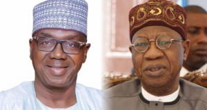 You have hijacked APC registration – Lai Mohammed accuses Kwara State governor