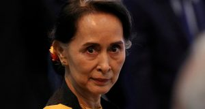 Myanmar police file charges against Aung San Suu Kyi, UN calls for her release