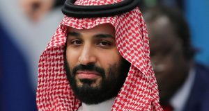 US implicates Saudi prince in journalist Khashoggi's death