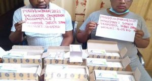 NDLEA arrests man for selling cakes & biscuits laced with hard drugs