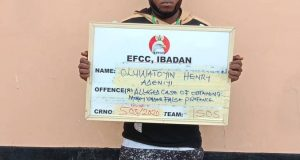 Yahoo student convicted for love scam at Ibadan