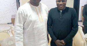 Fani-Kayode visits Sunday Igboho at Ibadan (Photos)
