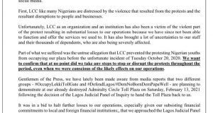 Our staff are facing hardship, allow us to resume collection of toll – LCC beg Lagosians