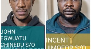 Two Nigerian arrested in India with drugs worth over N7m