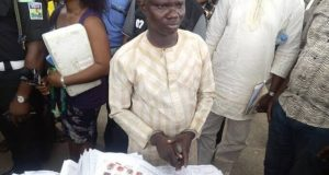 Man caught trying to write exam for his wife during Osun Teacher's recruitment exercise