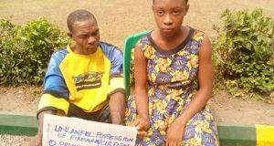 Student caught with a gun, confesses to belonging to a cult and sleeping with a married man