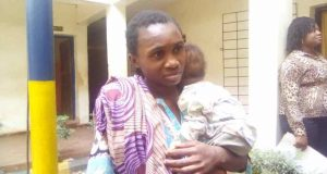 Woman arrested for trying to sell her baby for N40k in Ebonyi