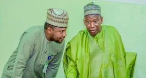 Ganduje sacks aide, Yakasai, for criticising Buhari
