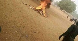 Man burnt to death for insulting prophet Muhammad in Bauchi