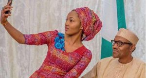 Buhari's daughter threatens to sue SaharaReporters over N2.5bn fraud allegation
