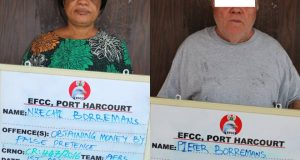 EFCC arraigns Dutch couple and company for $330,000 oil vessel fraud