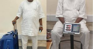 NDLEA arrests drug trafficker with 3 parcels of cocaine
