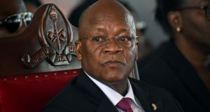 Tanzanian President John Magufuli is dead