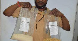 NDLEA arrests drug trafficker with N564m heroin