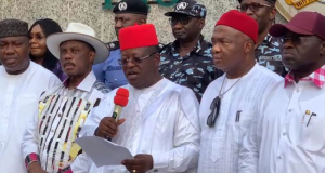 South-East governors establish New security outfit, Ebube Agu