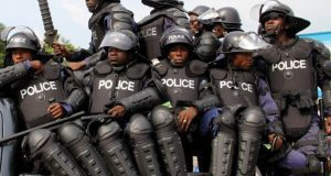 144 Nigerian police officers deployed to Somalia to fight insecurity