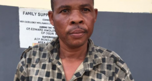 Prophet arrested for allegedly raping 17-year-old church member