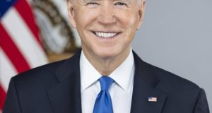 official portraits of Joe Biden and Kamala Harris released by White House