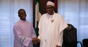 Mbaka asked Buhari for contracts but was rebuffed – Presidency
