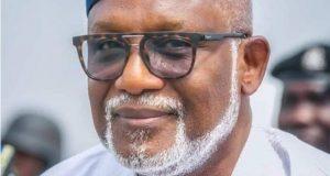 I am not in support of Oduduwa nation, Akeredolu tells Sunday Igboho