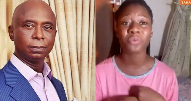 Ned Nwoko you used your money to illegally jail my father – Lady alleges on Twitter
