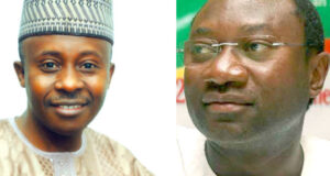 Court sentences Farouk Lawan to seven years in prison over $500,000 bribe from Otedola
