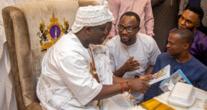 Don't conspire against monarchs – Ooni of Ife to Yorubas