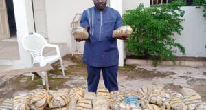 NDLEA arrests man with heroin hidden in his anus and law enforcement officer who sells drugs to students, cultists