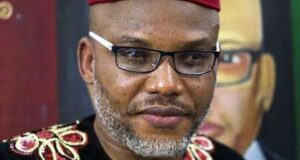Nnamdi Kanu's trial adjourned till Oct. 21 as DSS fails to produce him in court