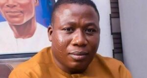 Update: Sunday Igboho, wife arrested in Cotonou by INTERPOL