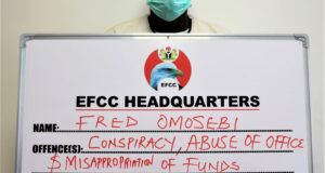 EFCC arrests Pastor for diverting Church's N15m for his PhD and enlisting his wife on Church's payroll