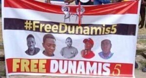 CORE demands release of five  #BuhariMustGo protesters arrested in Dunamis Church, Abuja