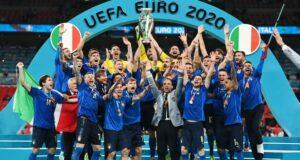 Euro 2020 final: Italy beat England 3-2 on penalties