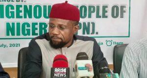 Dickson Iroegbu convenes Indigenous People of Nigeria, sues for equity, fairness & justice amongst ethnic nationalities