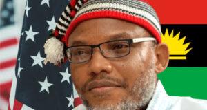 Nnamdi Kanu: Ohanaeze denies meeting Malami