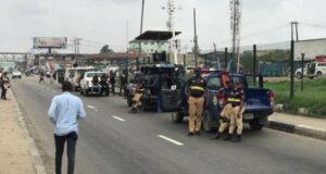 Yoruba Nation Rally: Police block Gani Fawehmi park Ojota